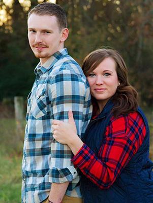 Josh and Sarah Barnett