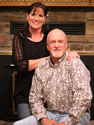 Tim and Terri  Brooks
