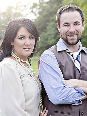 David and MeLisa Pate